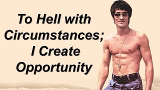 Bruce Lee's Motivational Quotes| Bruce Lee The Real Fighter| Bruce Lee The Great Leader