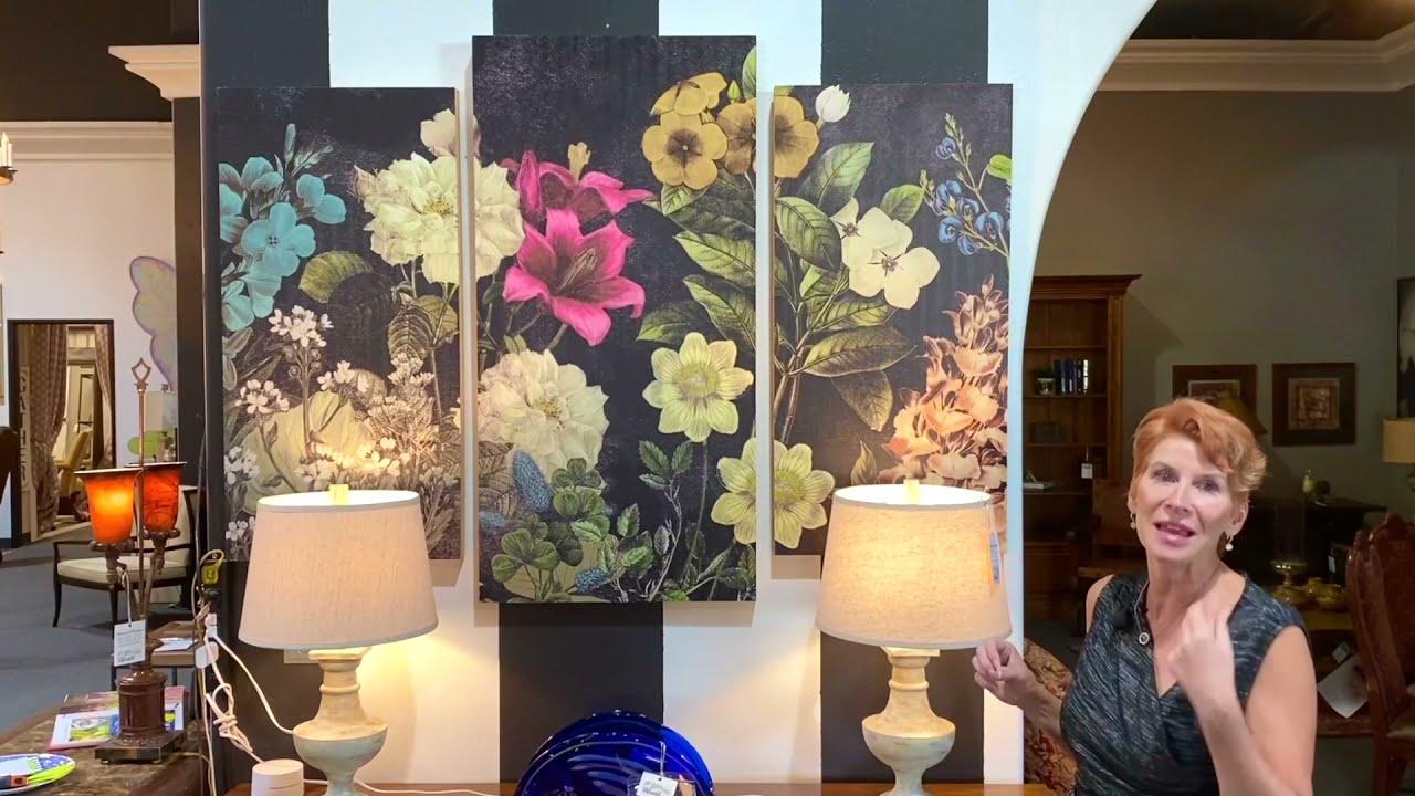 Fresh Floral Artwork