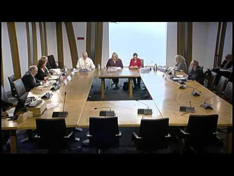 European and External Relations Committee - Scottish Parliament: 8th October 2015