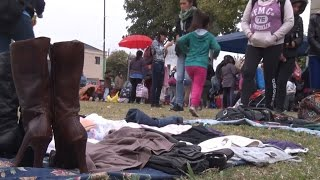 Especiales Hoy: volvió el trueque en La Plata