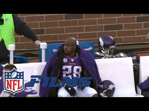 Adrian Peterson, Emmanuel Sanders & MORE Stars Mic'd Up Self Talk | NFL Films Presents