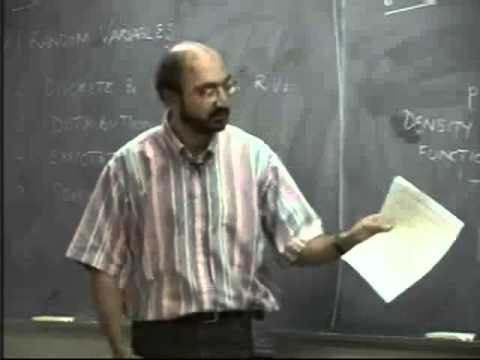 2008 Lecture07 Part1 Mathematical Foundations of Computer Networking