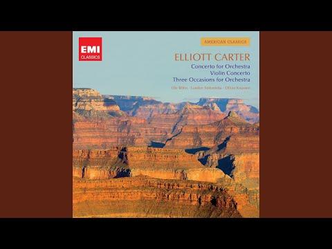 Violin Concerto: III. Scherzando
