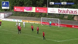 A-Junioren - 1:2 - Jan Mörgenthaler  CfR Pforzheim vs SSV Reutlingen 1905