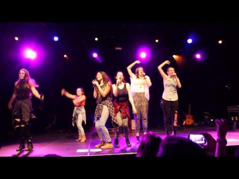 Cimorelli Live In Frankfurt - Made In America