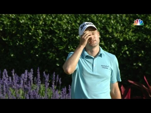 Russell Knox implodes on No. 17 at THE PLAYERS - YouTube
