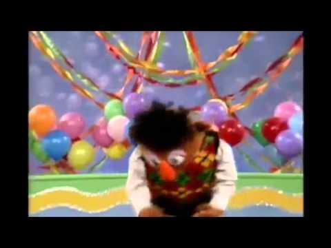"Sesame Street - ""A Cat Had A Birthday"""