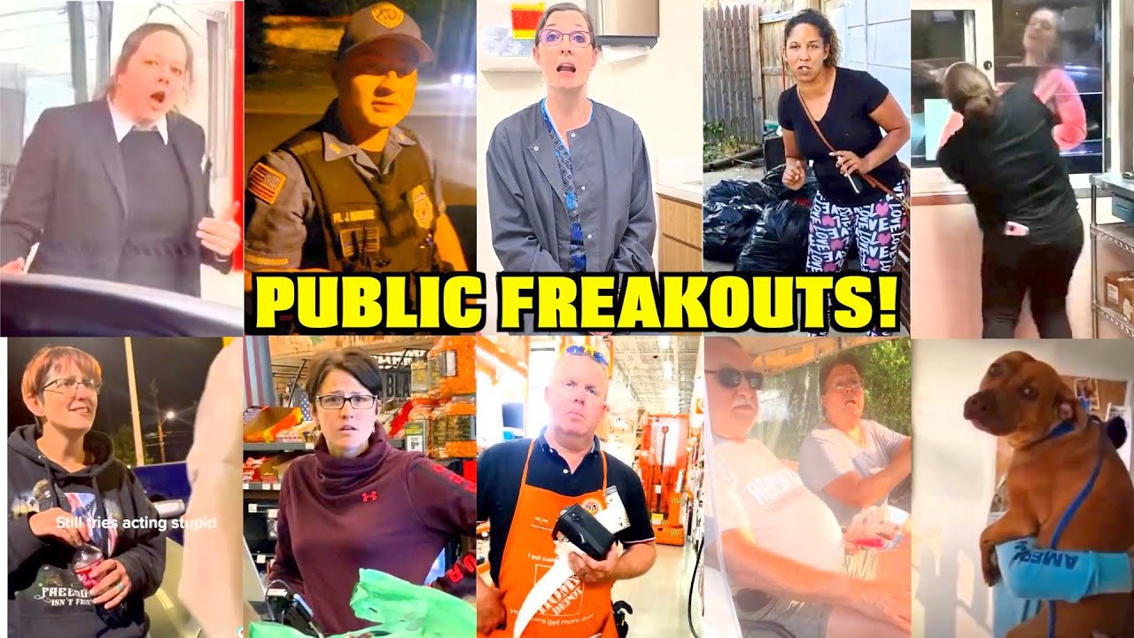 Download Top 20 CRAZY Public Freakouts That Will LIVE IN INFAMY!