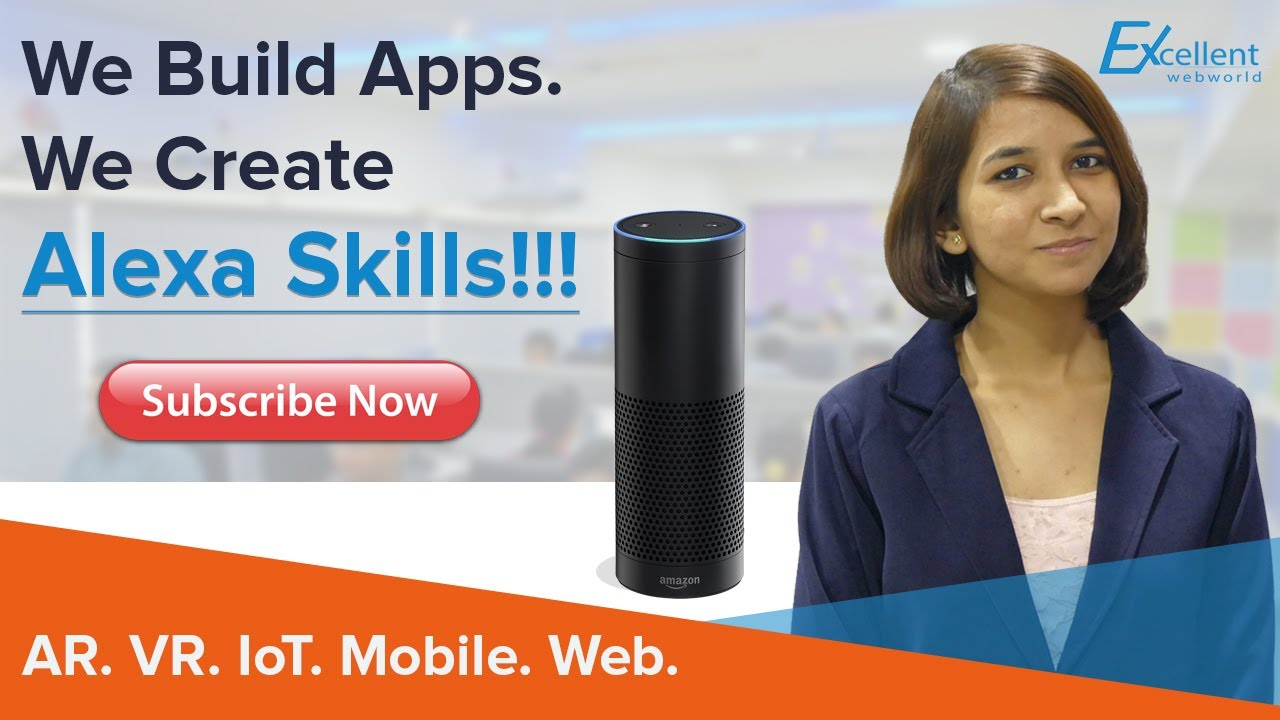 Amazon Alexa Skill Kit Integration | Smart Home, Office, IoT Devices Demo [  Promo Video ]