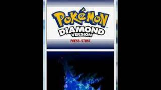 How to save Pokemon Diamond on No$Gba