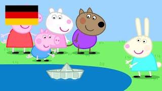 Peppa Wutz | Freunde | Peppa Pig Deutsch Neue Folgen | Cartoons für Kinder