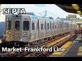 ⁴ᴷ SEPTA Market-Frankford Line Action