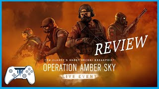 Ghost Recon Breakpoint - Amber Sky Event Review - Another mask! (Video Game Video Review)
