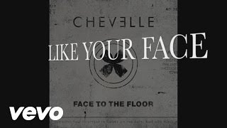 chevelle face to the floor lyric video