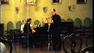 R. Schumann -  Fantasiestucke, Op. 73: No. 2. Lebhaft, leicht