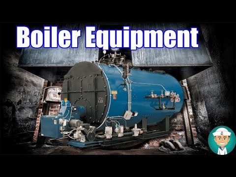 Boiler Parts and Their Functions