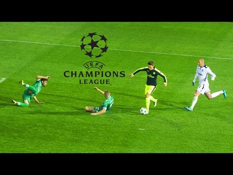 Liga Mistrzów - Najpiękniejsze Bramki ᴴᴰ