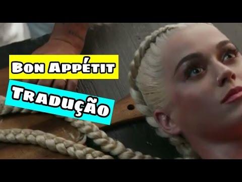 Katy Perry - Bon Appétit (Tradução/Legendado)