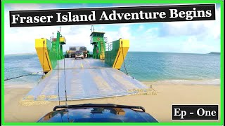 Fraser Island Camping - ( Beąch Camping At It's Best )
