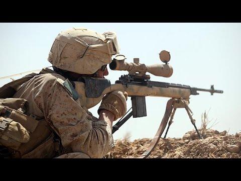 """Irak : un """"kill shot"""" à 3540 mètres"""