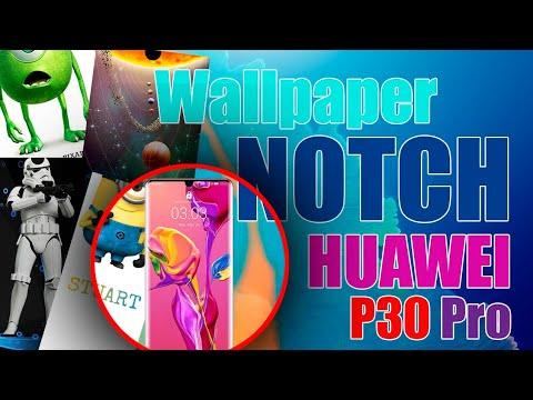 Huawei P30 Pro Wallpaper Notch Español