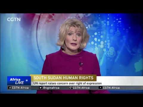 UN report raises concern over right of expression in South Sudan