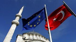اعتراضات اوروبية على الترحيل الجماعي للاجئين.