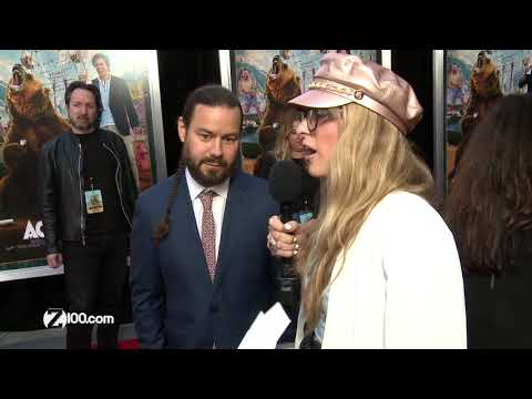 Action Point Red Carpet with Chris Pontius