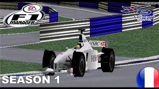 F1 Manager - Stewart GP - Season 1 - French GP