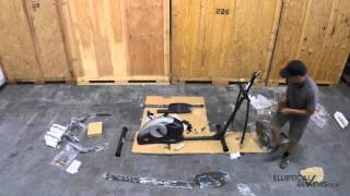 ProForm Hybrid Elliptical Trainer Assembly