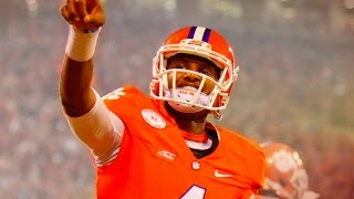 Deshaun Watson (Clemson QB) vs South Carolina 2015