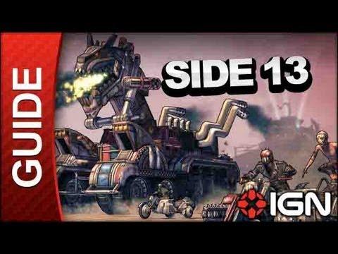 Borderlands 2 - Walking the Dog Walkthrough - Mr. Torgue's Campaign of Carnage - Side Missions |