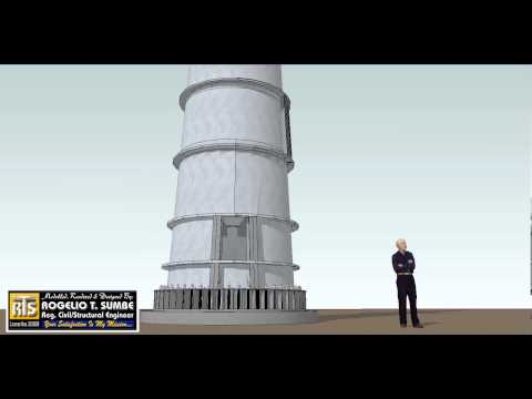 RTS Tall Chimney design animation