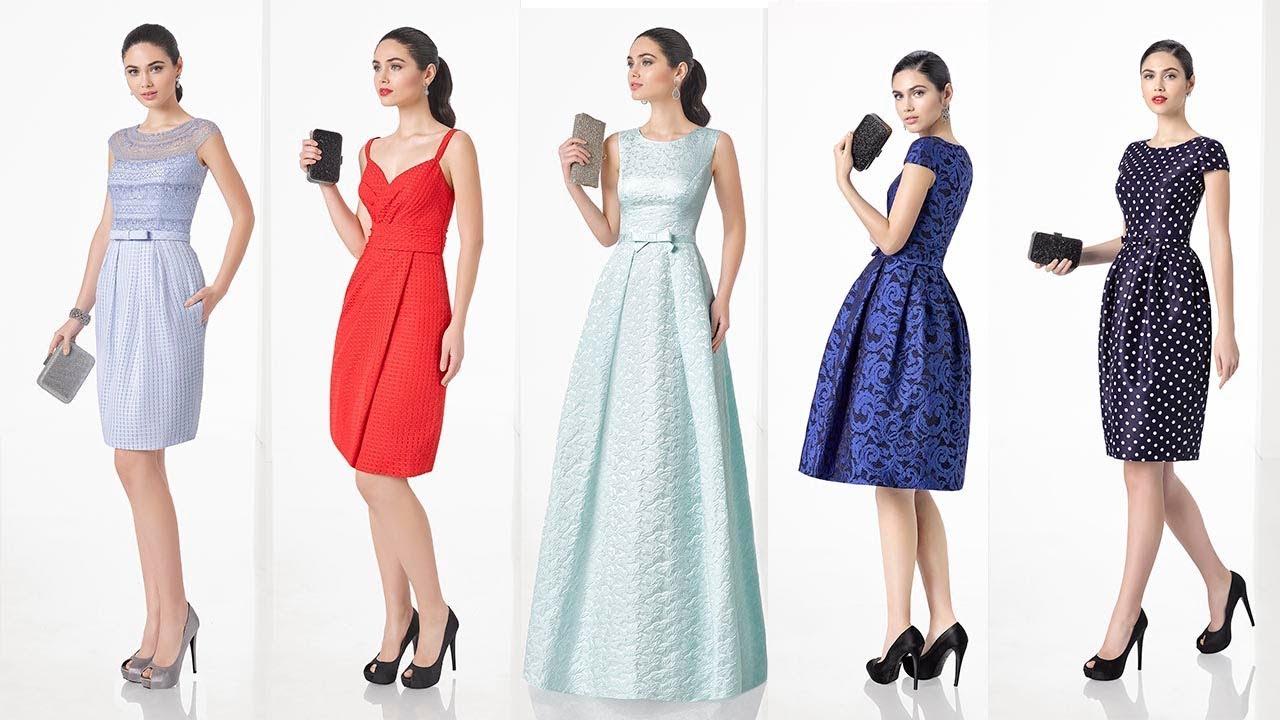 4b2f839f0ef41 ROSA CLARÁ - Vestidos de Fiestas Colección Elegance 2017 Volumen 2 ...