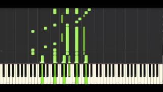 Tokyo ESP - Zero Hearts (piano version with sheets)