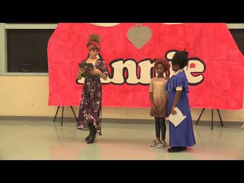 Annie Performance-Cave Language academy- Kids Club-December 12, 2019