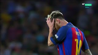 Lionel messi vs atletico madrid (home) 16-17 hd 1080i by irammessitv