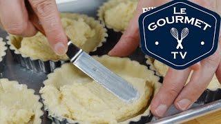 Frangipane (almond) Tart Filling Recipe - Legourmettv