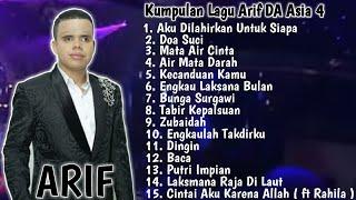 Kumpulan Lagu Arif DA Asia 4 Full Album