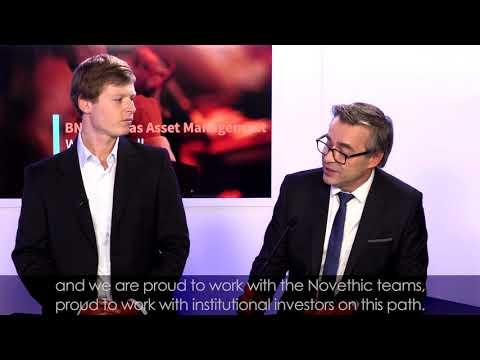 Colloque Novethic 2017 - BNP Paribas Asset Management prend la parole