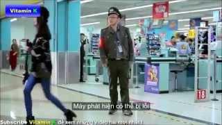Bảo vệ siêu thị lợi dụng sàm sỡ gái xinh