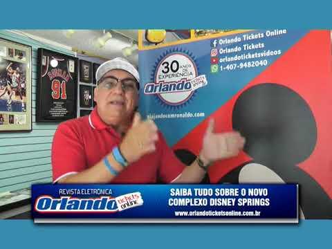 Orlando Tickets Online - Complexo Disney