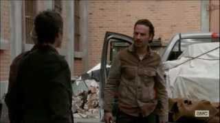 Copy of The Walking Dead - Season 3 Episode 16 Finale Ending Soundtrack