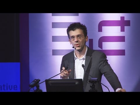 【ICF2015】Kevin Slavin - Second Brain for the Smart City