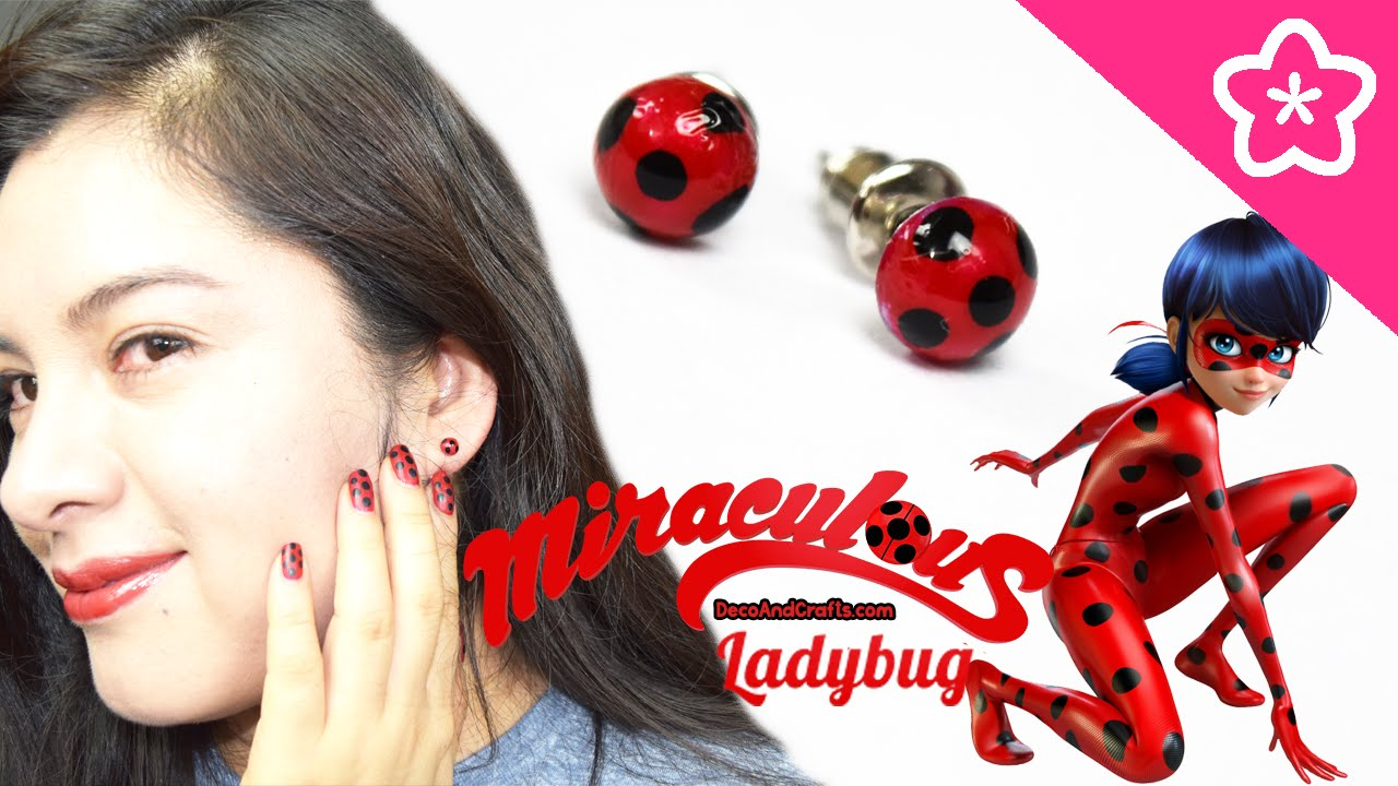 distribuidor mayorista a8630 a5483 DIY Miraculous LadyBug - DecoAndCrafts