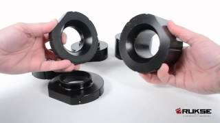 Jeep Coil Spring Spacers 1