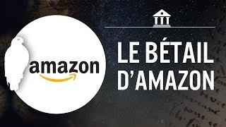 Amazon traite ses employés comme du bétail. (Bracelets aux poignets)