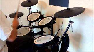 NIKENE -  cover drum - L'apologie Matmatah