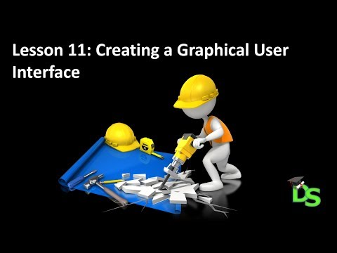 Delphi Programming Tutorial - Lesson 11: Creating a Graphical User Interface