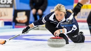 CURLING: SCO-NOR Euro Chps 2013 - Women Draw 8